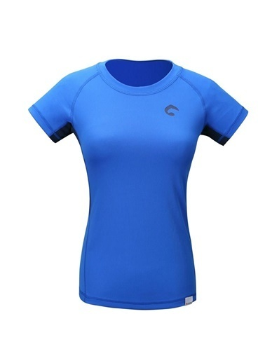 Panthzer  Obi Çocuk T-Shirt Mavi/Lacivert Renkli